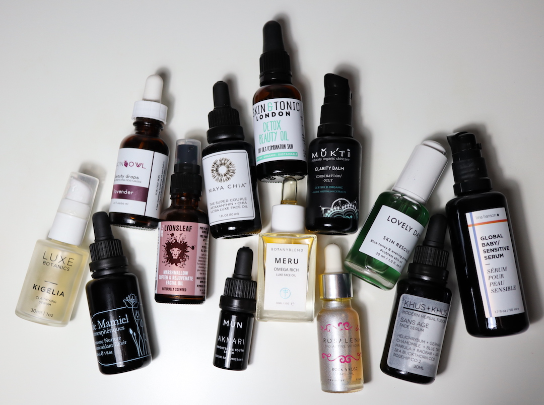 Acne Best Healing Face Oils And Serums For Oily Skin Dr Pure Serum Pimple Cream Care Prone