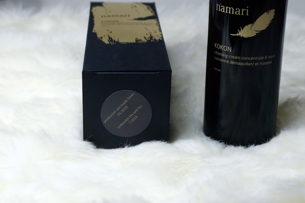 Namari skin expiry date