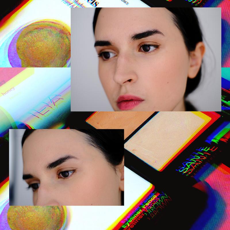 modest makeup